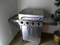 Grill brand new plus gas propane new Omaha, 68106