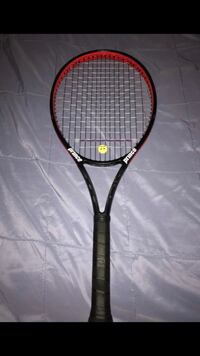 black and red Prince brand tennis racket Annandale, 22003