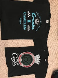 Crooks and castles t shirts Wellesley, N0B 2T0