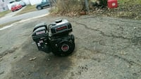 black and gray Craftsman ride-on mower Grove City, 43123