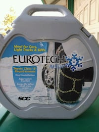 Eurotech Snow Cables /Chains  Beaverton, 97007
