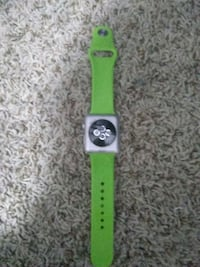 Apple watch series 3 42 mm limited edition green Fort Worth, 76119