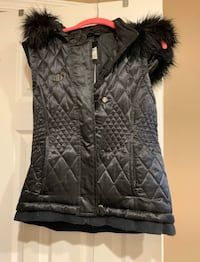Women's Harley Davidson Hooded Vest size small Manalapan, 07726