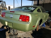 2006 Ford Mustang part out