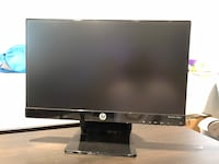 "HP Pavilion 20bw 20"" LED monitor Surrey, V3R"