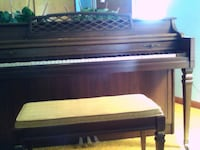 "Kimball consolette ""player"" Piano PHILADELPHIA"