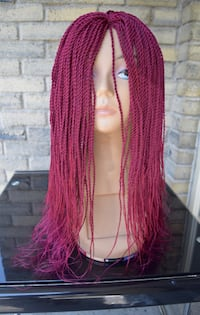 women's Braid Wigs TORONTO