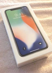 SPRINT/BOOST SILVER 64GB IPHONE X Cerritos, 90703