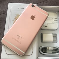 Rose Gold iPhone 6s Plus 64GB Westerville