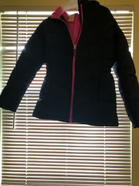 Black and pink girls winter coat  Woodbridge, 22193