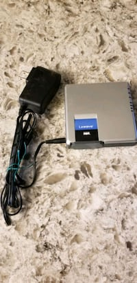 Linksys 4 Port Wired Router