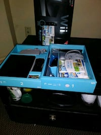 black Samsung Galaxy Tab with box Hartford, 06120