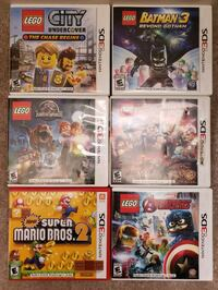 3DS/2DS Nintendo Games for $5 each