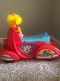 Fisher Price musical scooter Chantilly, 20152