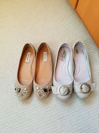 Sz 11 women's flats (used) New Westminster, V3M 0A1