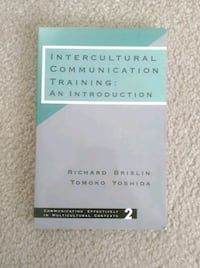 Intercultural Communication Training: An Introduct Rancho Cordova, 95742