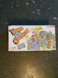 Name that Country board game El Paso, 79912