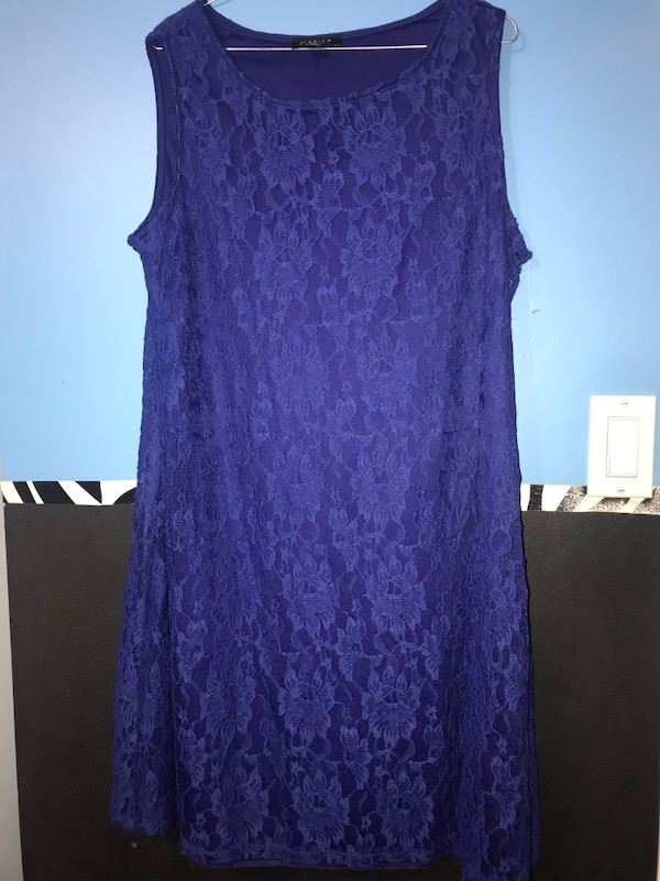 Dress size 1x 62a30832-c6bb-4918-be49-5b61800aaf39