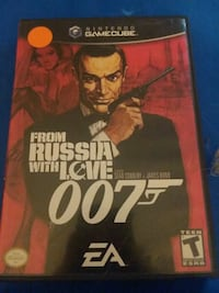 007 From RUSSIA With LOVE (Nintendo GameCube) Lewisville, 75067