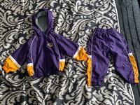 Purple and yellow zip-up hoodie Campbell, 95128