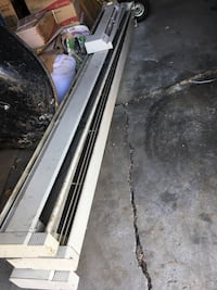 """Electrical heat baseboards 3 units (94"""" ) 1 unit (36"""")and 1 (48"""") Chicago, 60641"""
