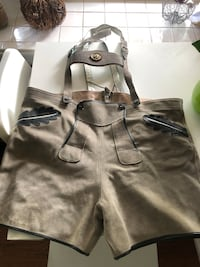 Authentic leather Lederhosen from Germany Woodbridge, 22192