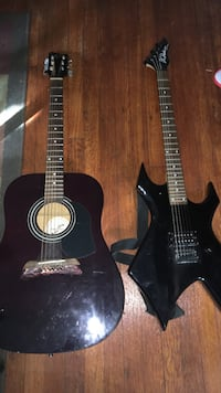 B.C Rich and first act guitar Hyattsville, 20781