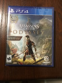 Assassins Creed Odyssey PS4 BRAND NEW UNOPENED Milton, 30005