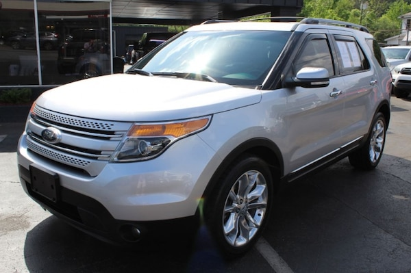 Ford Explorer Limited >> Knoxville Icinde Ikinci El Satilik 2014 Ford Explorer Limited 3rd