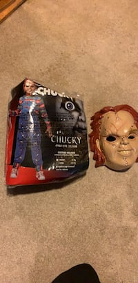 Chucky costume West Vancouver, V7S 1R6