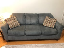 Living spaces couch