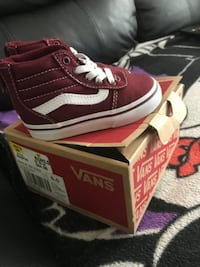 Toddler Size 5 Washington