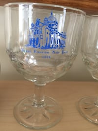 Large drinking glass (2)