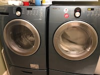Samsung washer & dryer..drawers not included. Moving need Gina ASAP $650 OBO Ocala, 34480
