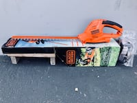 Black Decker 22in. 4.0 Amp Corded Electric Hedge Trimmer Garden Grove, 92843