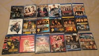 Assorted Blue Ray DVD's St. Albert, T8N 2S4