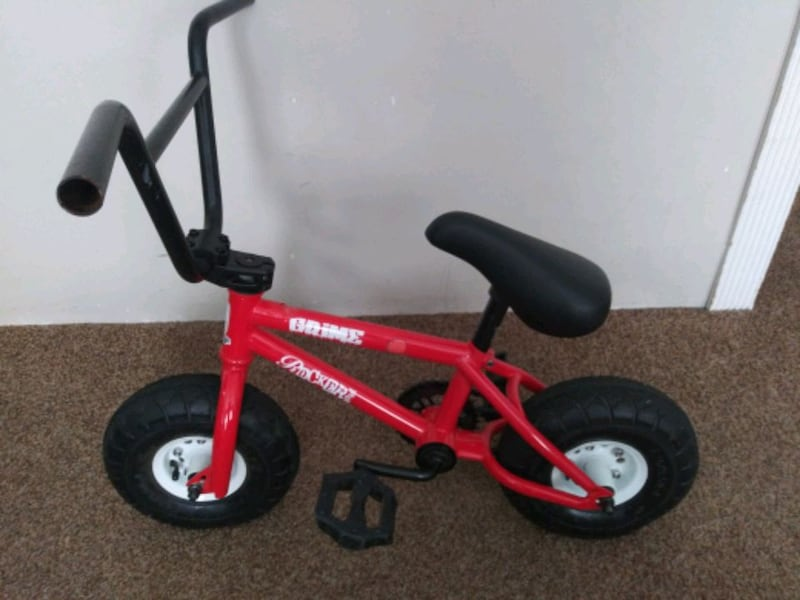 Mini rocker irock bmx.  1