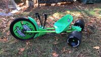 Green machine bike Belmont, 02478