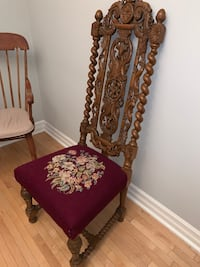 Antique widows chair circa 1900 Newmarket, L3X 1V6