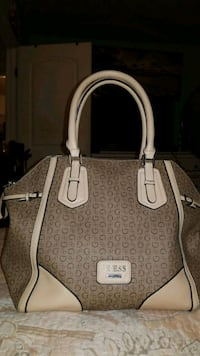 ORIGINAL - BROWN GUESS PURSE - IN GOOD CONDITION Los Angeles, 90059