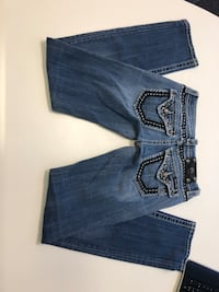 Two blue and black denim jeans Kennesaw, 30144