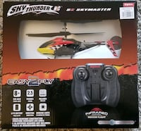 RC Helicopter indoor/outdoor  Toronto