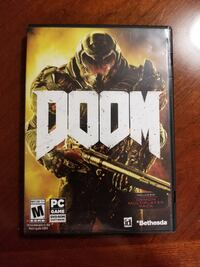 ($20) Brand New Doom 2016 PC with DLC Maryville