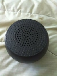 round black portable bluetooth speaker Chicago, 60622
