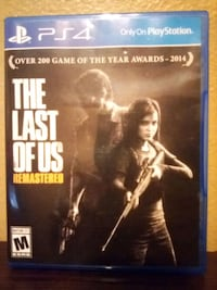 Console game/ The Last Of Us