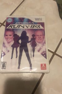 Wii project runway new in package North Scituate, 02857