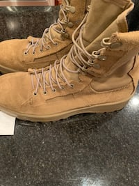 Army Boots 11.5 R Enterprise, 36330