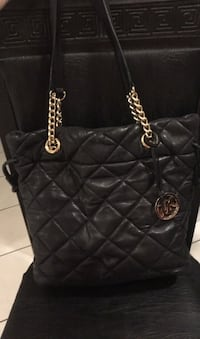 Quilted Michael Kors bag.  Authentic ! Mississauga, L5M 3Y5