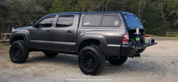 Toyota Tacoma Camper Shell For Sale >> Toyota Tacoma Camper Shell