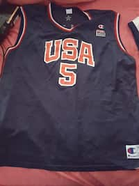 00e170351 Used and new basketball jersey shirt in New Haven - letgo